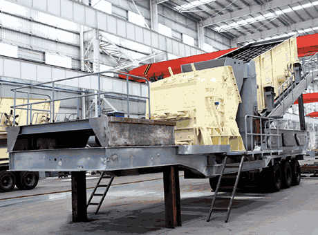Second Hand Mobile Crushing Plant Cost Price In Algeria